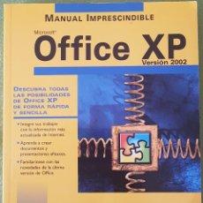 Libros de segunda mano: MANUAL OFFICE XP 2002 Y DEAMWEAVER MX. Lote 195196372