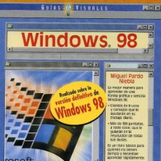 Libros de segunda mano: WINDOWS 98. Lote 195251792