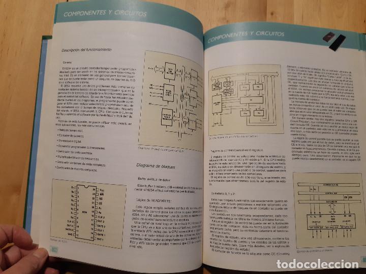 Libros de segunda mano: Curso Práctico de Electrónica para PC y Compatibles (F&G Editores, 1990) 5 Tomos. Completo - Foto 9 - 195327955