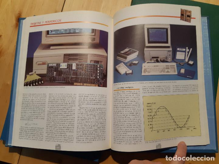 Libros de segunda mano: Curso Práctico de Electrónica para PC y Compatibles (F&G Editores, 1990) 5 Tomos. Completo - Foto 11 - 195327955
