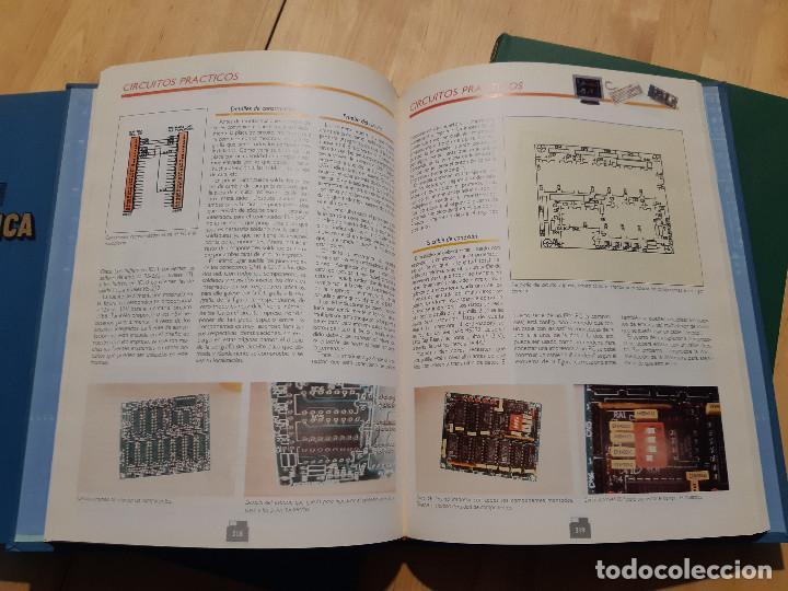 Libros de segunda mano: Curso Práctico de Electrónica para PC y Compatibles (F&G Editores, 1990) 5 Tomos. Completo - Foto 12 - 195327955