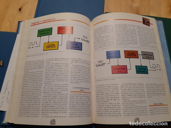Libros de segunda mano: Curso Práctico de Electrónica para PC y Compatibles (F&G Editores, 1990) 5 Tomos. Completo - Foto 13 - 195327955