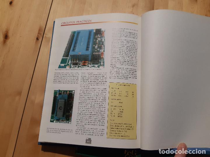 Libros de segunda mano: Curso Práctico de Electrónica para PC y Compatibles (F&G Editores, 1990) 5 Tomos. Completo - Foto 15 - 195327955