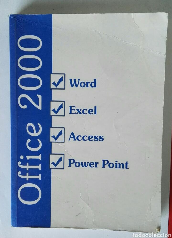OFICCE 2000 (Libros de Segunda Mano - Informática)