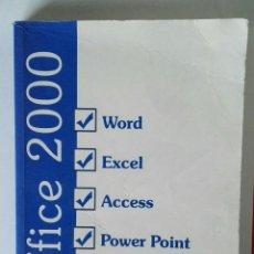 Libros de segunda mano: OFICCE 2000. Lote 195340721