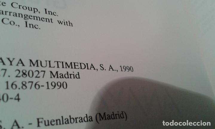 Libros de segunda mano: PROGRAMACION EN MICROSOFT C - ANAYA MULTIMEDIA 1990 - Foto 2 - 195345203
