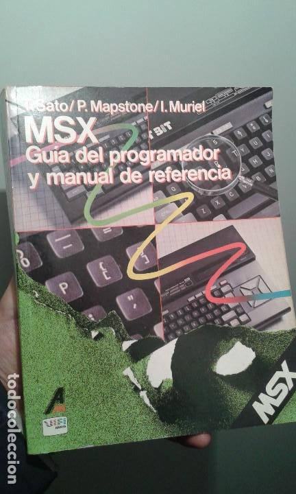 MSX GUIA DEL PROGRAMADOR 1985 (Libros de Segunda Mano - Informática)