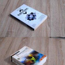 Libros de segunda mano: 3 LIBROS SOBRE BLOCKCHAIN, PROGRAMACIÓN, BITCOIN, PÁGINAS WEB, HTML, MS-DOS. Lote 196123257