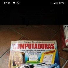 Livros em segunda mão: COMPUTADORAS. LIBRO GRÁFICO. Lote 197636743