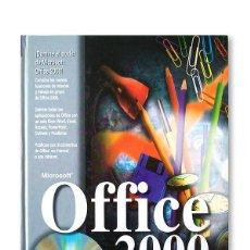 Libros de segunda mano: OFFICE 2000 – LA BIBLIA – ANAYA MULTIMEDIA. Lote 198222676