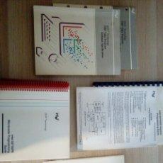 Libros de segunda mano: LOTE MANUALES INTEL DVI 82750 CHIPSET. Lote 199404328