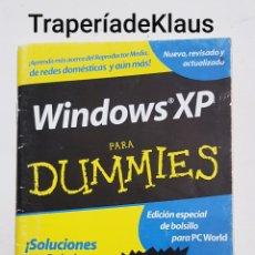 Libros de segunda mano: WINDOWS XP PARA DUMMIES - TDK177. Lote 199524182