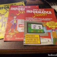 Livres d'occasion: CURSO IBM DE INFORMÁTICA JUNIOR, FASCÍCULOS 1 Y 2 MAS POSTER DE LA PRESENTACIÓN DEL CURSO. Lote 201519891