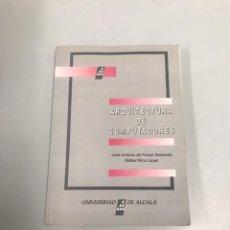 Libros de segunda mano: ARQUITECTURA DE COMPUTADORES. Lote 201974577
