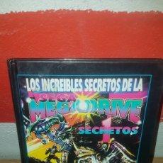 Libros de segunda mano: LOS INCREÍBLES SECRETOS DE LA MEGADRIVE. Lote 202568331