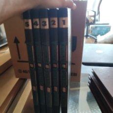 Libros de segunda mano: DICCIONARIO INFORMATICA Y ELECTRONICA (5 TOMOS). Lote 203205741
