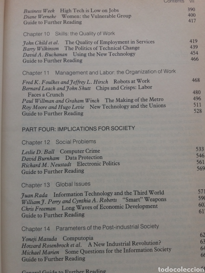 Libros de segunda mano: The Information Technology Revolution - Foto 5 - 205509326