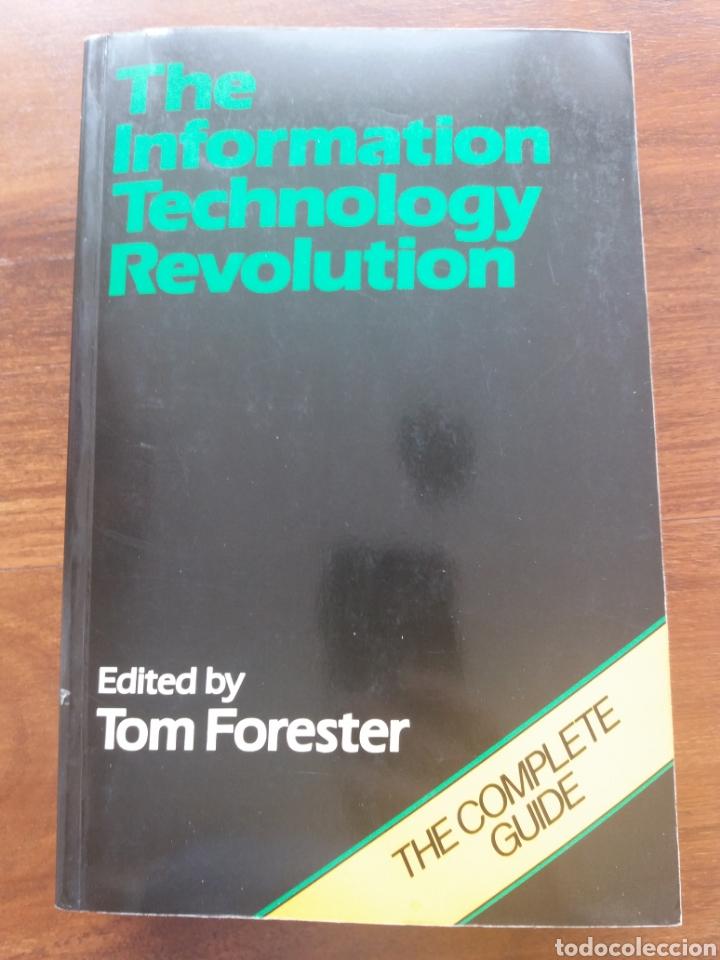THE INFORMATION TECHNOLOGY REVOLUTION (Libros de Segunda Mano - Informática)