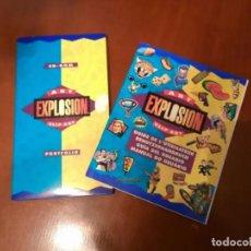 Libros de segunda mano: ART EXPLOSION CLIP ART - CDROM PROGRAMA ORDENADOR - GUIA DEL USUARIO. Lote 205557048