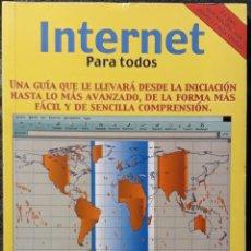 Libri di seconda mano: LIBRO INTERNET PARA TODOS EL MUNDO EN SUS MANOS. Lote 205760707