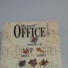 Libros de segunda mano: MICROSOFT OFFICE PROFESSIONAL - CURSO DE OFIMATICA BAJO WINDOWS 3.1-3.11. Lote 206426482