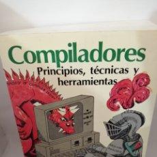 Libri di seconda mano: COMPILADORES. PRINCIPIOS, TÉCNICAS Y HERRAMIENTAS.. Lote 206518661