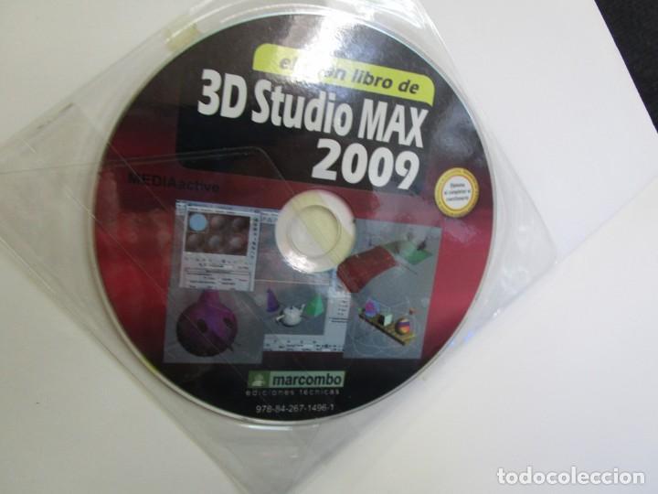 Libros de segunda mano: EL GRAN LIBRO DE 3D STUDIO MAX 2009 + CD ROM - MEDEIA ACTIVE 2009 MARCOMBO 812PAG 24CMM ILUSTRADO + - Foto 10 - 208867865