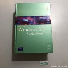 Libros de segunda mano: MICROSOFT WINDOWS XP PROFESSIONAL. Lote 209386111