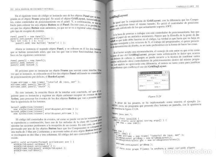 java 2 manual de usuario y tutorial agustín froufe pdf