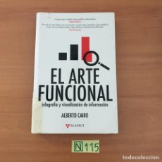 Libros de segunda mano: EL ARTE FUNCIONAL. Lote 210784777