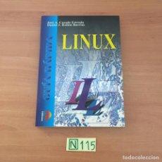 Libros de segunda mano: LINUX. Lote 210802651