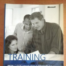 Libros de segunda mano: TRAINING 8873: C/SIDE SOLUTION DEVELPMENT IN MICROSOFT DYNAMICS NAV 5.0 2007 MICROSOFT DYNAMICS. Lote 211454179