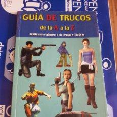 Libros de segunda mano: GUÍA DE TRUCOS DE LA A A LA Z PLAYSTATION. Lote 211561617