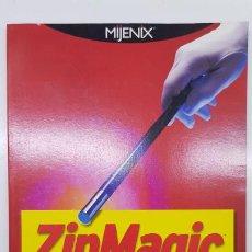 Libros de segunda mano: GUÍA DE USUARIO MIJENIX ZIPMAGIC 98. Lote 211763415