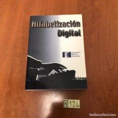 Libros de segunda mano: ALFABETIZACIÓN DIGITAL. Lote 212136566