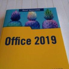 Libros de segunda mano: OFFICE 2019. Lote 213542778