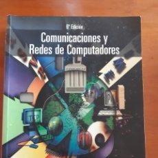 Libros de segunda mano: COMUNICACIONES Y REDES DE COMPUTADORAS - WILLIAM STALLINGS - PRENTICE HALL - 6 EDICION - 2000. Lote 214826793