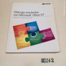 Libros de segunda mano: MICROSOFT OFFICE 97. Lote 218496170