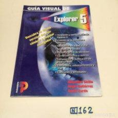 Libros de segunda mano: GUÍA VISUAL EXPLORER 5. Lote 218496343