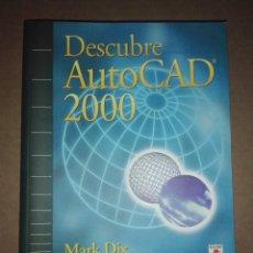 Libros de segunda mano: LIBRO - AUTOCAD 2000. Lote 219359523