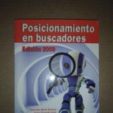 Libros de segunda mano: LIBRO - BUSCADORES. Lote 219359605