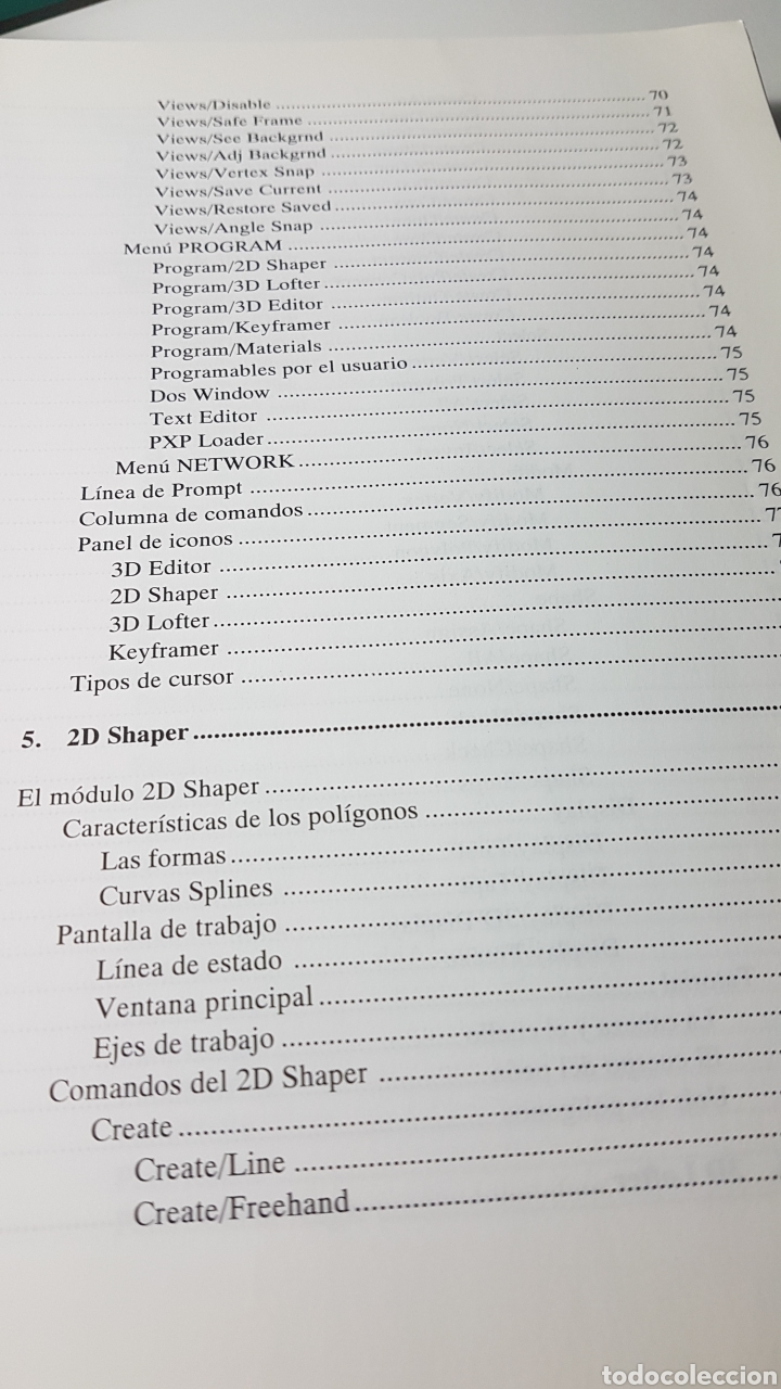 Libros de segunda mano: 3D Studio 3 - Anaya multimedia - Roberto Potenciano - Comandos Escenas infográficas en pc - Foto 4 - 220189702