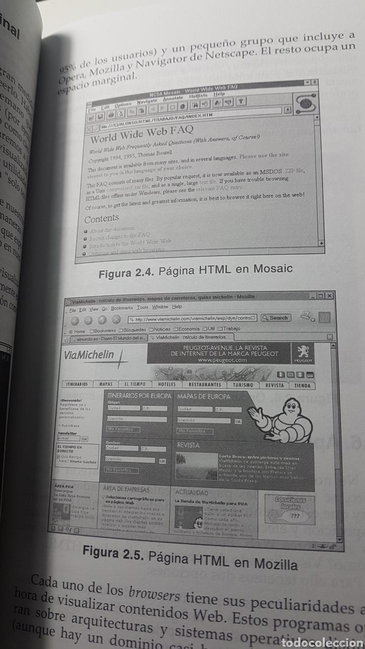 Libros de segunda mano: HTML 4.1 Edición actualizada - Guía práctica para usuarios - Anaya multimedia - Álvarez García - Foto 3 - 220252797