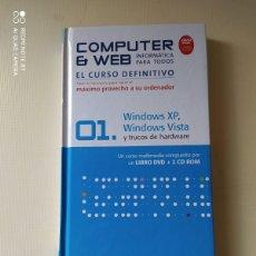 Libros de segunda mano: COMPUTER & WEB. Lote 221315847