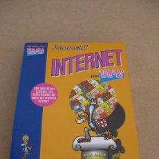 Libros de segunda mano: INTERNET PARA TORPES. ANAYA MULTIMEDIA. 1997.. Lote 221570170