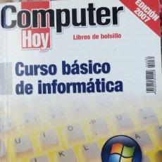 Libros de segunda mano: COMPUTER HOY. Lote 221782543