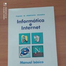 Libros de segunda mano: INFORMÁTICA E INTERNET. Lote 222091953
