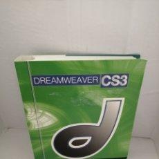 Libros de segunda mano: DREAMWEAVER CS3. Lote 223089768
