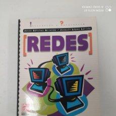 Libros de segunda mano: REDES. Lote 223293500