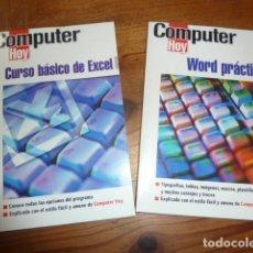 Libros de segunda mano: LOTE 7 MANUALES INFORMATICA. WORD, EXCEL, PHOTOSHOP... Lote 226381850